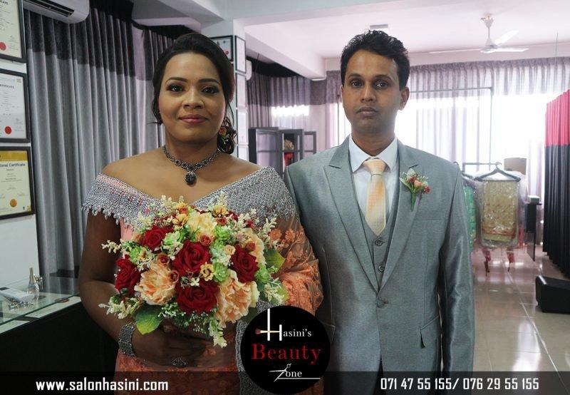 Hasini's Beauty Zone's Bridal image
