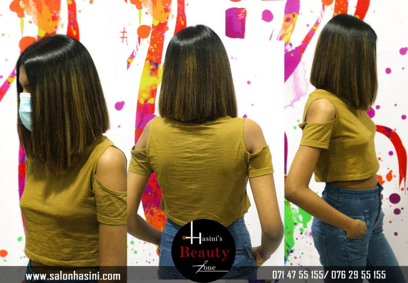 Hasini's Beauty Zone's Hair image