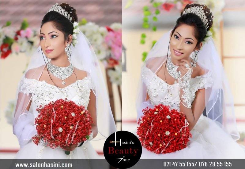 Hasini's Beauty Zone's Bridal image