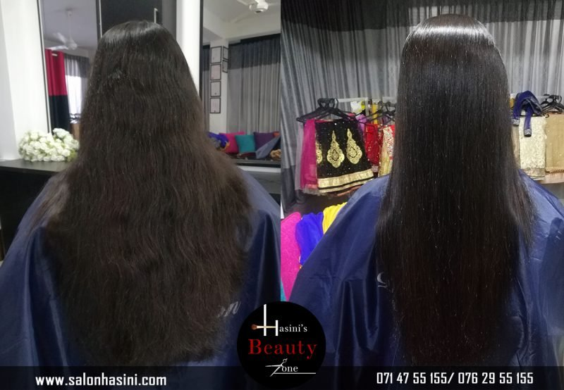 Hasini's Beauty Zone's Hair image